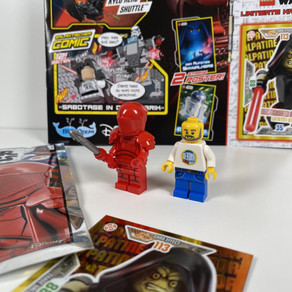 LEGO Star Wars Magazin Nr. 59: Elite Praetorian Guard  Ausgabe - Mai 2020 im Review