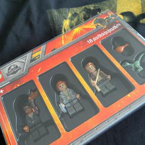 LEGO 5005255 Jurassic World + T-Shirt für 17,48 Euro angekommen (Einkauftest)