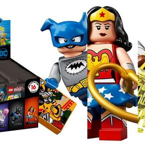 LEGO 71026 DC Minifiguren: Was ist drin im Display - hier der Inhalt