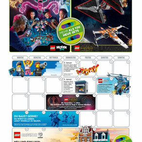LEGO Store-Kalender 2020