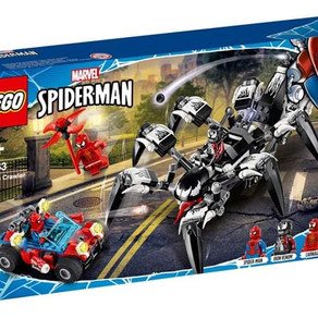 LEGO MARVEL76163 Venom Crawler ab März 2020 für 39,99 € 413 Teile