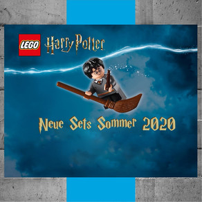 LEGO Harry Potter:  Sommer Sets 2020 die Bilder + Infos