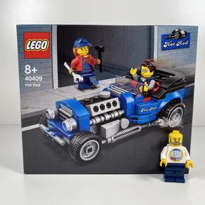 LEGO Hot Rod 40409: Gratis-Zugabe im Review  plus kleines Tuning