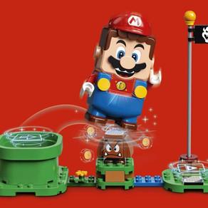 LEGO MARIO Wa-hoooo, here we go! neues Video ...einfach cool was da kommen wird!