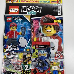 LEGO Hidden Side Magazin Nr. 7 : Ausgabe - Juli/August 2020 im Review