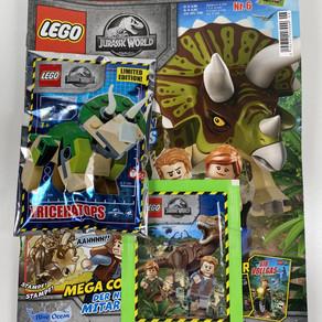 LEGO Jurassic World Magazin Nr. 6: Ausgabe - März 2020 im Review