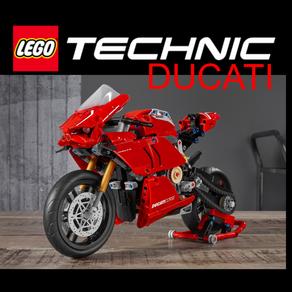 LEGO Technic 42107 DUCATI Panigale V4 R - Bilder und Infos
