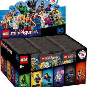 NEUE LEGO DC Minifiguren Serie 71026 die ersten Bilder