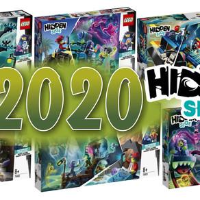 LEGO Hidden Side Neue Sets Sommer 2020