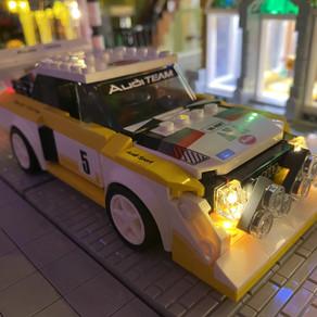 LEGO 76897 - Speed Champion Audi Sport quattro S1 mit Licht im Review
