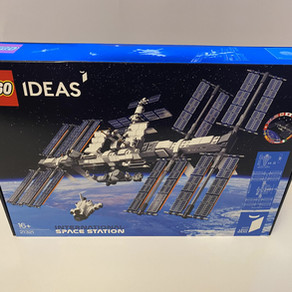 Review - Internationale Raumstation ISS LEGO IDEAS 21321