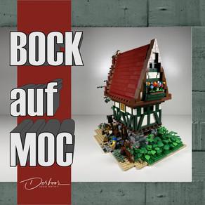 LEGO - BOCK AUF MOC! - Mittelalterliche Taverne