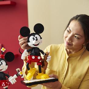 LEGO 43179 Disney Mickey & Minnie Mouse Die offiziellen Bilder