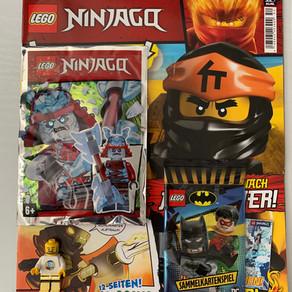 LEGO NINJAGOMagazinMasters of Spinjitzu Heft 52