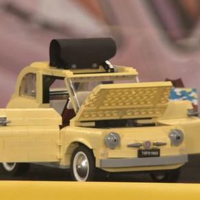 LEGO 10271 Fiat 500 - Hier sind die offiziellen Setbilder vom Livestream!
