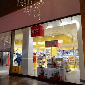Neuer LEGO Store in Stockholm wurde eröffnet - hier unsere Bilder + Fliese + Figur limitiert 400