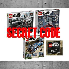 LEGO Star Wars: Die Skywalker Saga und LEGO Unlock-Codes für mehr Spielspaß
