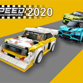 1985 Audi Sport quattro S1- macht 2020 das Rennen . . .35 Jahre