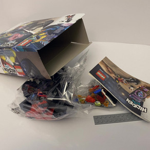LEGO 40408 Hidden Side Drag Racer exklusive Set im Review