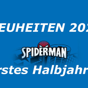 LEGO Spiderman - Neuheiten (erstes Halbjahr) 2020