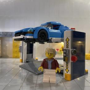 LEGO City Sportwagen 60285 - auf dem Prüfstand im Review