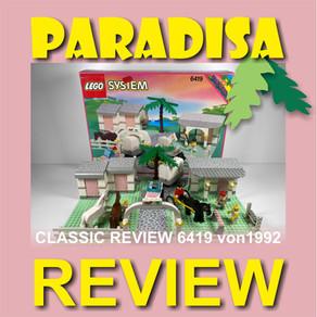 LEGO 6419 Paradisa Reiterhof von 1992 im Classic Review
