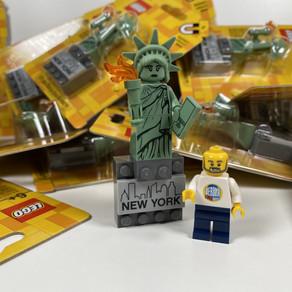 LEGO Magnet Liberty 854031 Minifigur 8827 Serie 6 ist nach 8 Jahren zurück!