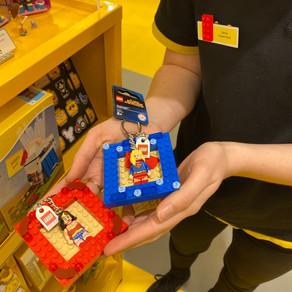 Heute ist Weltfrauentag 8. März 2020 und das gab es im Kölner LEGO Store :-)