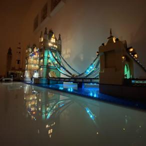 Alte Brücke - im neuen Glanz LEGO Tower Bridge 10214 im Licht Review ;-)