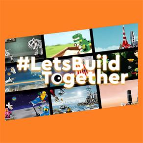 #Lets Build Together - Flüchten Sie sich in einen Videoanruf mit einem Freund oder einer Freundin!