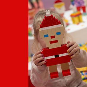 23 November - 30 December Become Santa's helper  im LEGO House