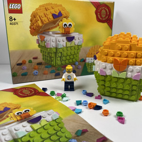 LEGO Seasonal 40371 Osterei Limited Edition im Review