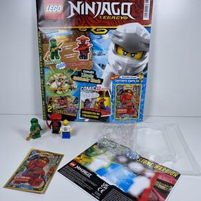 LEGO Magazin - Ninjago SONDERAUSGABE Ausgabe 6 - Die Legende beginnt!