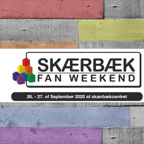 We'll be back! Skærbæk Fan Weekend 26 und 27 September 2020