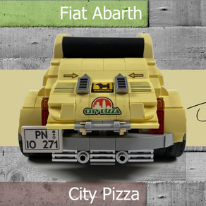 LEGO 10271 Creator Expert - Fiat 500 Abarth Cabrio - Breitbau im Review