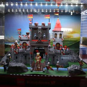 LEGO Schaukasten - KINGDOMS Castle 7946 im mini Review