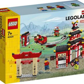 LEGO 40429 LEGOLAND Ninjago World - EXCLUSIVE im LEGOLAND