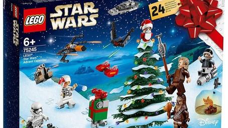 LEGO Star Wars 75245 Adventskalender für 2019 ist wieder da...