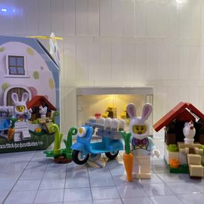 LEGO 853990 Osterhäuschen im Review - kleines Set - große Wirkung