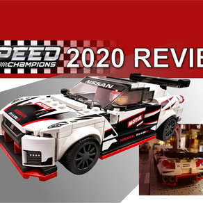 LEGO 76896 - Speed Champion Nissan GT-R NISMO im Review
