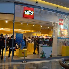 Der erste Lego Store in Marseille wurde diesen Freitag in Terrasses du Port eröffnet
