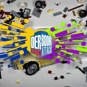 LEGO Fiat 500 - DERBOOR Brick-Attack the New Art Dimension