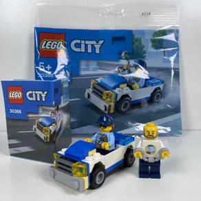 Polybeutel 30366 City Polizei im Review