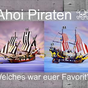 Ahoi Piraten 🏴☠️ Welches war euer Favorit?! fragt LEGO - Kommen da Piraten auf uns zu?