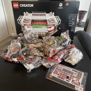 LEGO 10272 Old Trafford - Manchester United im ausführlichen Review