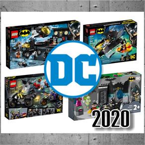 Neue Batman™ Sets von LEGO® DC jetzt verfügbar! | Mit Bildern ansehen