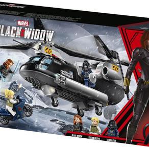 LEGO 76162 Marvel Black Widow - Die ersten Bilder