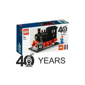 LEGO Train 40370 Eisenbahn-Set ab März Gratis!