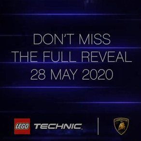 LEGO Technic - Am 28. Mai wird der 42115 Lamborghini Sian vorgestellt