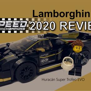 LEGO 76899 - Speed Champion Lamborghini Huracán Super Trofeo EVO   #1 im Review
